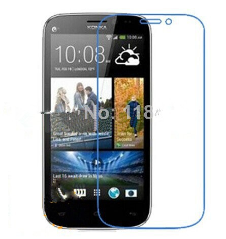 2x For 4404 Transparent Clear LCD Screen Protector For Fly IQ4404 IQ 4404 Protective Film 2x