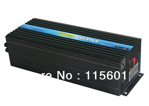 One Year Warranty 5KW Off Grid Tie Solar Panel Inverter, 12v Inverter 5kw CE&ROHS&SGS+ DHL EMS free shipping(China (Mainland))