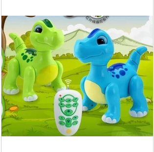freen shipping  transpace intelligent remote electronic electric intelligent dinosaurs toy<br><br>Aliexpress