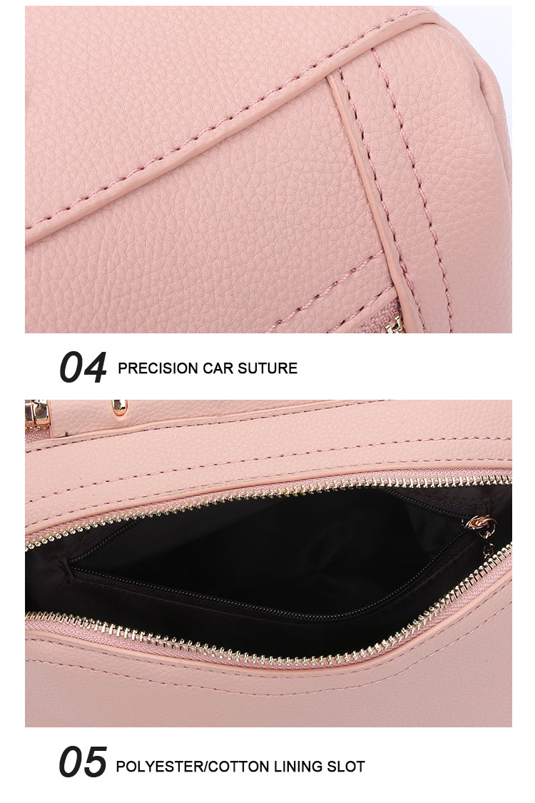 SUIVEA Brand Women Shoulder Handbags Designer Ladies Style Tote Bags For Female 2017 Guarantee High Quality PU Leather Bags 2017