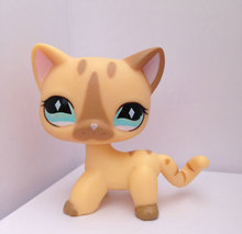 Pet Shop Animal Doll LPS Figure Child Toy Gril Short Hair Cat  DWA272(China (Mainland))
