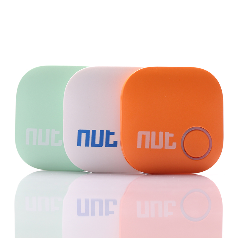 2015 New Nut 2 Smart Tag Bluetooth Tracker Child Pet Key Finder Alarm GPS Locator White Finder Alarm GPS Locator Green(China (Mainland))