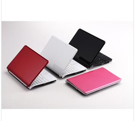 very cheap netbooks 10inch laptop Intel atom D2500(dual core) 1.8GHz RAM 1G /2GB/4GB(China (Mainland))