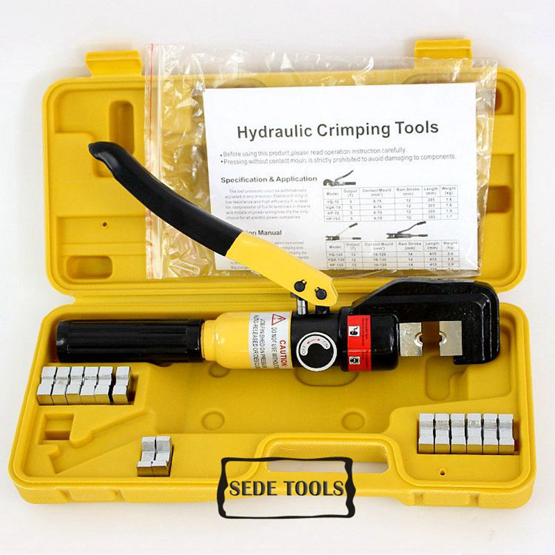 buy 4 70mm hydraulic crimping tool yqk 70. Black Bedroom Furniture Sets. Home Design Ideas