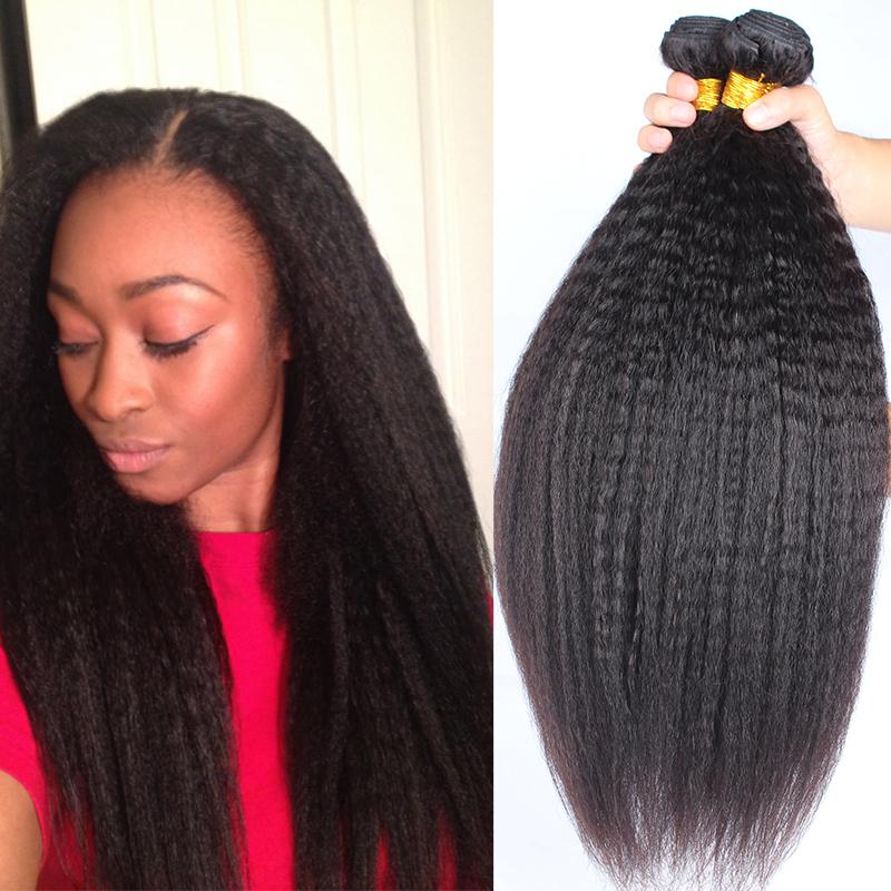 Mona Hair Yaki Hair Weave 69