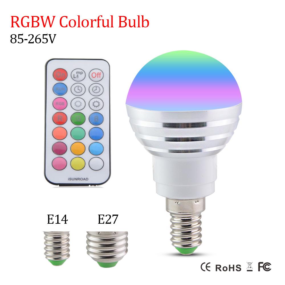 электронная схема rgb led лампы