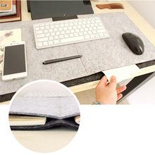 universal Large Sift Simple Surface Desktop Gaming Mouse Mat Keyboard Pad for PC Laptop razer Computer Notebook(China (Mainland))
