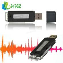 USB 2.0 Digital 1-32GB Audio Voice Recorder Card Reader Disk Pen Flash Drive (China (Mainland))