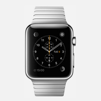 Silver Luxury stainless steel Metal strap & Link Bracelet band for apple watch 42mm Watchband(China (Mainland))
