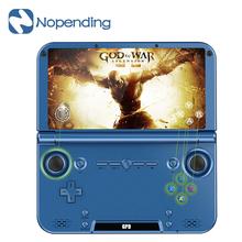 Nueva GPD XD 5 pulgadas Android4.4 Gamepad Tablet PC 2 GB / 32 GB RK3288 Quad Core 1.8 GHz manejado juego de la consola H-IPS 1280 * 768 jugador del juego(China (Mainland))