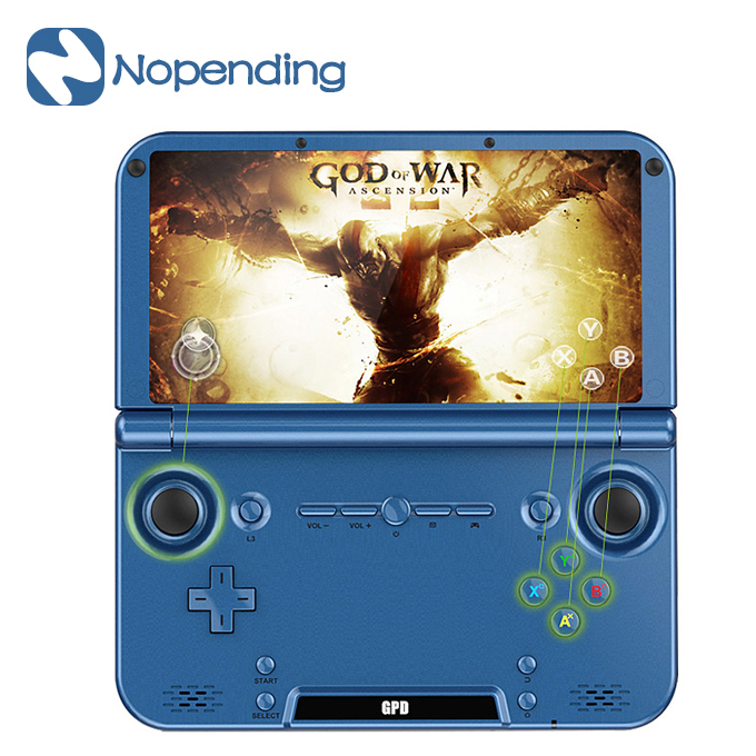 NEW GPD XD 5 Inch Android4.4 Gamepad Tablet PC 2GB/32GB RK3288 Quad Core 1.8GHz Handled Game Console H-IPS 1280*768 Game Player(China (Mainland))