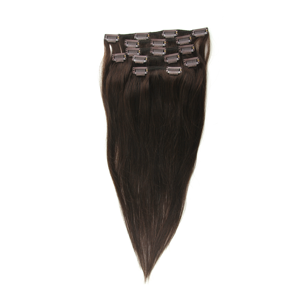 Remy Human Hair Clip Ins 12