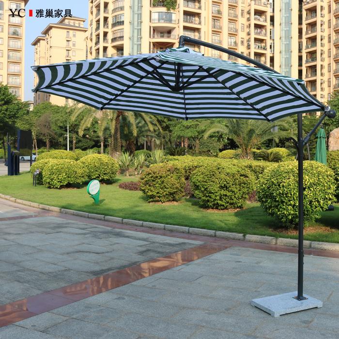 Outdoor umbrellas patio umbrella banana 3 m booth UV<br><br>Aliexpress