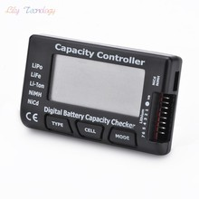 New Top SAle  Aircraft Accessories Digital Battery tester Capacity Checker Digital Power Battery Function Test 29