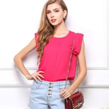 New 2015 Women Casual Loose T-shirts O-neck T Shirt Fashion Female T-shirt Top Casual Tees