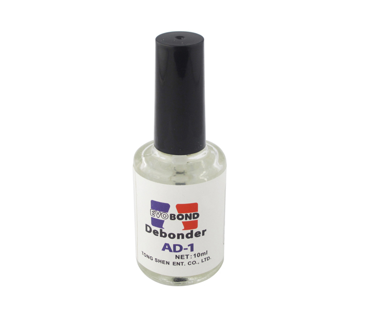 High Quality Pro 10ml Individual False Eyelash Adhesive Glue Remover Liquid Debonder Nail Glue Remover Hot Sale(China (Mainland))