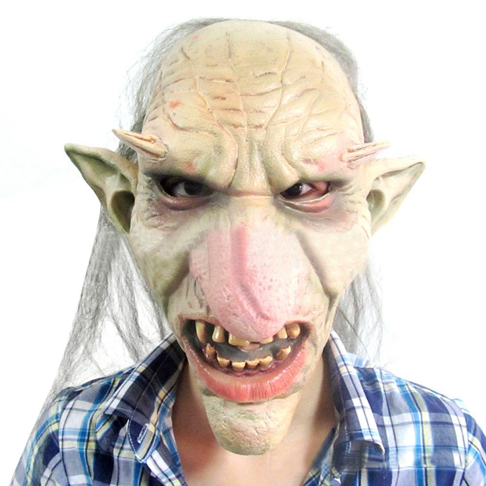 buy novelty halloween scary mask latex creepy horse big nose buy novelty halloween scary mask latex creepy horse big nose