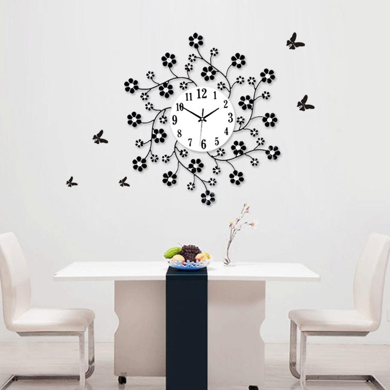 Achetez en gros les petites horloges murales d coratives for Pendules murales decoratives