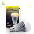 Tanbaby Mi light Wireless E27 Smart Bulb 8W RGB Color temperature changing 85 265V Dimmable RGBWW