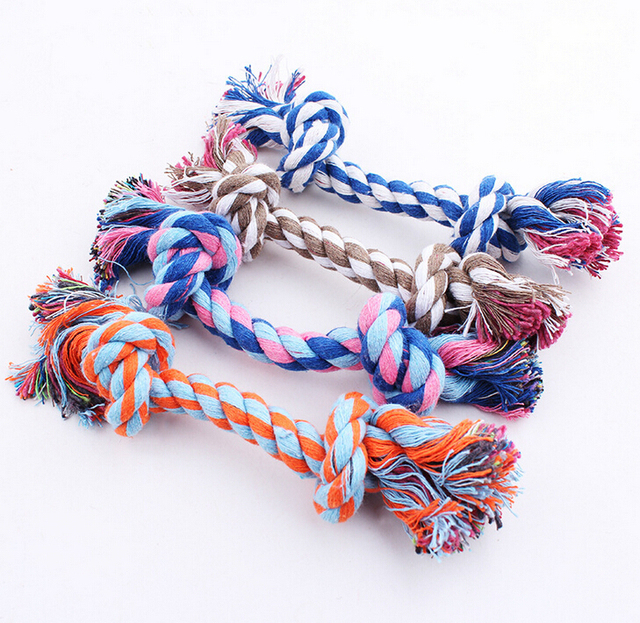 Puppy Cotton Rope Toy