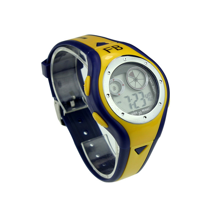 2015 New Luxury boy Watch Multi Function Sports Watch LED Digital Waterproof Reloj Wholesale For Special Gift Promotion Freeship(China (Mainland))