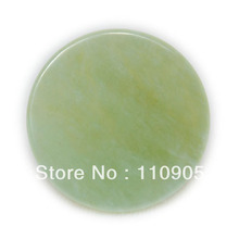 Eyelash Glue Holder False Eyelash Jade Stone  Eyelash Adhesive Jade Stone 20pcs/lot Free Shipping(China (Mainland))