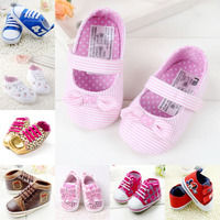 1PCS Fashion Baby Toddler Shoes Newborn Crib Shoes Boy'S & Girls Kids Children's Sneakers 5509