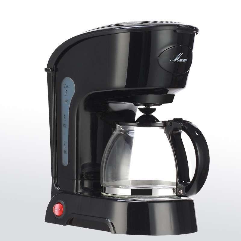 Electric Espresso Coffee Maker ~ Free shipping cups high quality moka coffee maker