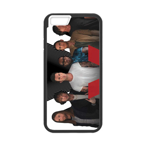 Case Phone Maroon 5 Harder To Breath Case for iPhone 6(China (Mainland))