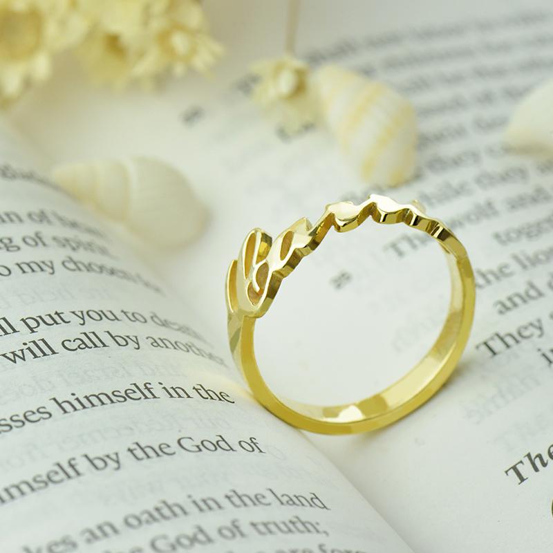popular monogram ring buy cheap monogram ring lots from