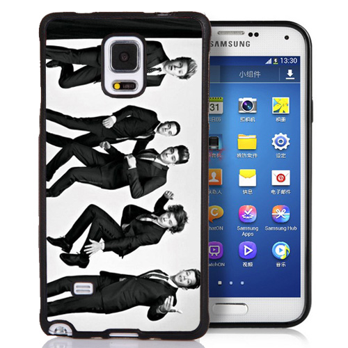 1D Music Band One Direction Soft Rubber Phone Case For Samsung S3 S4 S5 S6 S6edge S7 S7edge Note 2 Note 3 Note 4 Note 5 Cover(China (Mainland))