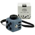 12pcs Lot 2 2cm Mini Fidget Cube Vinyl Desk Toy Keychain Squeeze Fun Antistress Cubo Stress