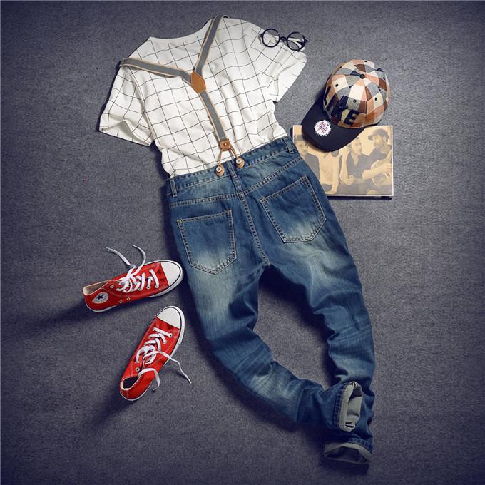 online kaufen gro handel herren distressed jeans zerrissene aus china herren distressed jeans. Black Bedroom Furniture Sets. Home Design Ideas