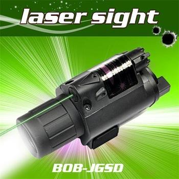 Tactical 532nm Green Laser Sight Scope Green Pistol Laser Sight with High power LED flashlight glock gun sight