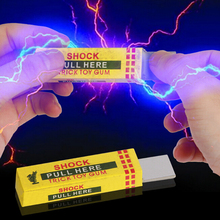 Buy Electric Shock Joke Chewing Gum Pull Head Shocking Toy Kids Children Gift Gadget Prank Trick Gag Funny Toys (Random Color) for $1.00 in AliExpress store