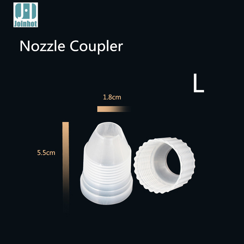 Coupler For Cake Icing Bags