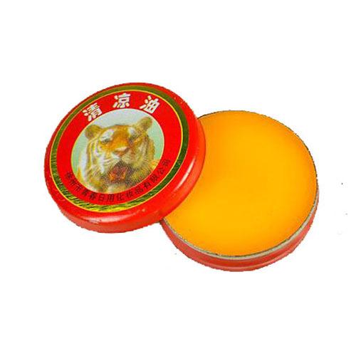 8 pcs/lot Tiger Balm Plaster Ointment Creams Balsamo de Tigre Essential Oils For Mosquito Elimination Headache Cold Dizziness(China (Mainland))
