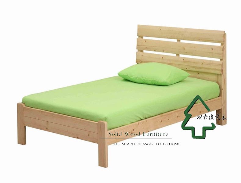 Children boy and girl princess bed wood bed single bed double bed children's furniture wood Tianyuan Song(China (Mainland))