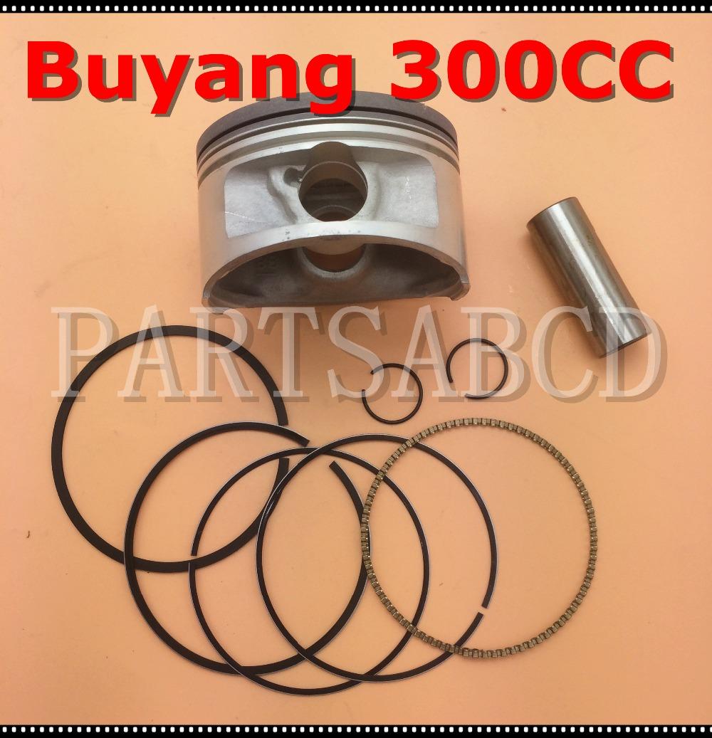 Popular Buyang Atv Parts