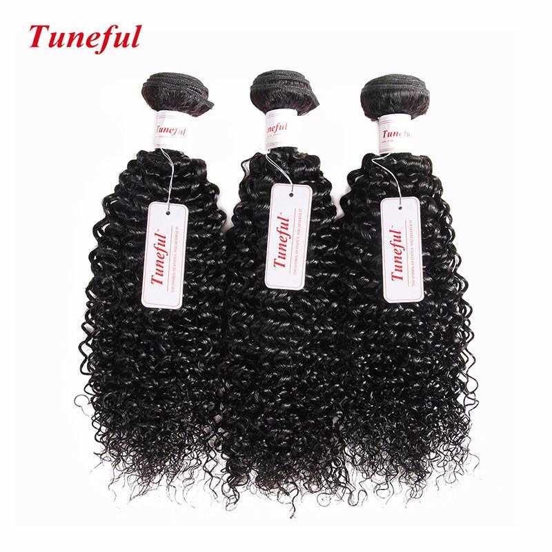1pc Brazilian Kinky Curly Hair 8a Grade Virgin Unprocessed Human Hair Afro Kinky Curly Hair Bulk