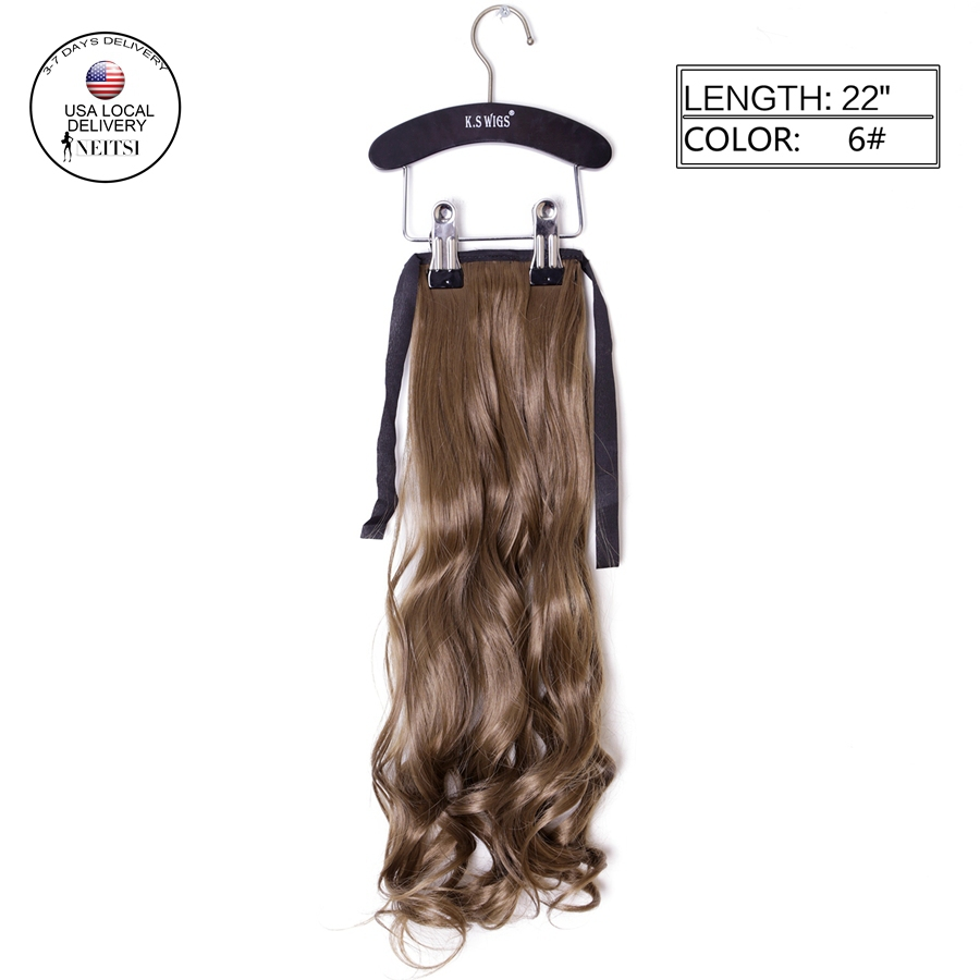 Hairpieces Clip On Ponytails 96