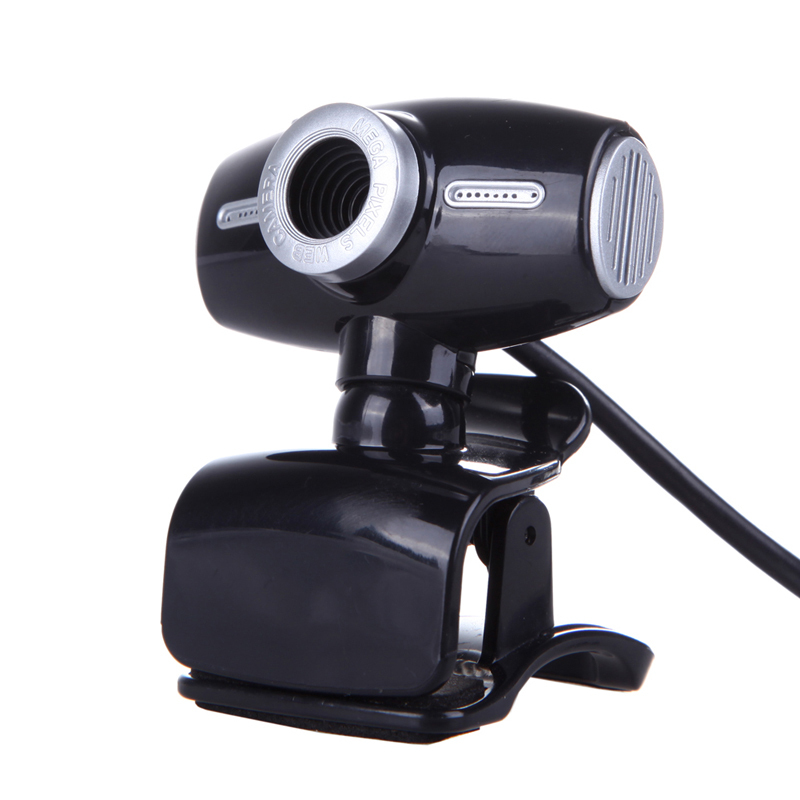 12MP HD USB Webcam Night Vision Chat Skype Video Camera for PC Laptop New Promotion High Quality(China (Mainland))