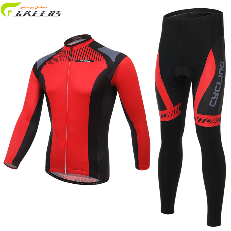 Racing Bike Sportswear Breathable Cycling Clothing Ropa Ciclismo Quick-Dry Bicycle Jerseys 2016 Cycling Jersey sports set(China (Mainland))