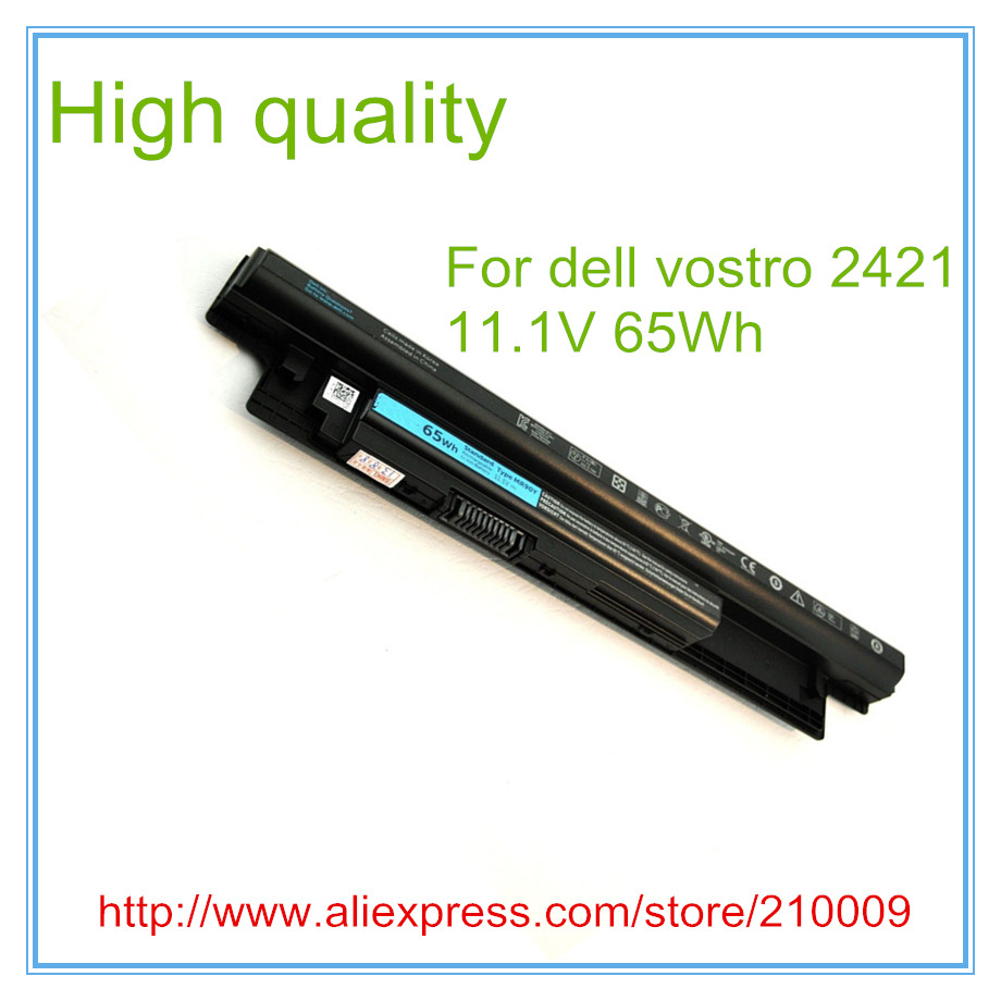 Original Laptop Battery For 2421 2521 4WY7C 68DTP 6HY59 6K73M 6KP1N MK1R0 MR90Y N121Y PVJ7J T1G4M