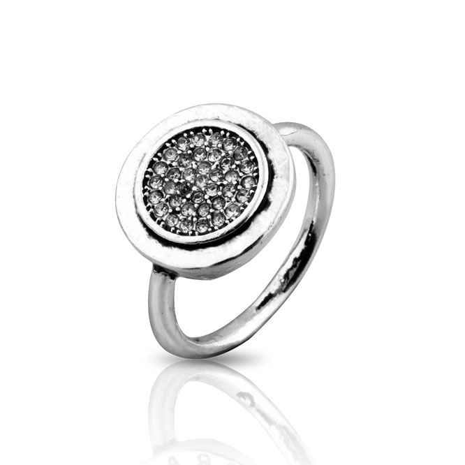 1Pc CZ Rings Compatible With Jewelry Fashion Style Size #6-9 %100 925 Sterling Silver Women Wedding Party Rings Charm R38(China (Mainland))