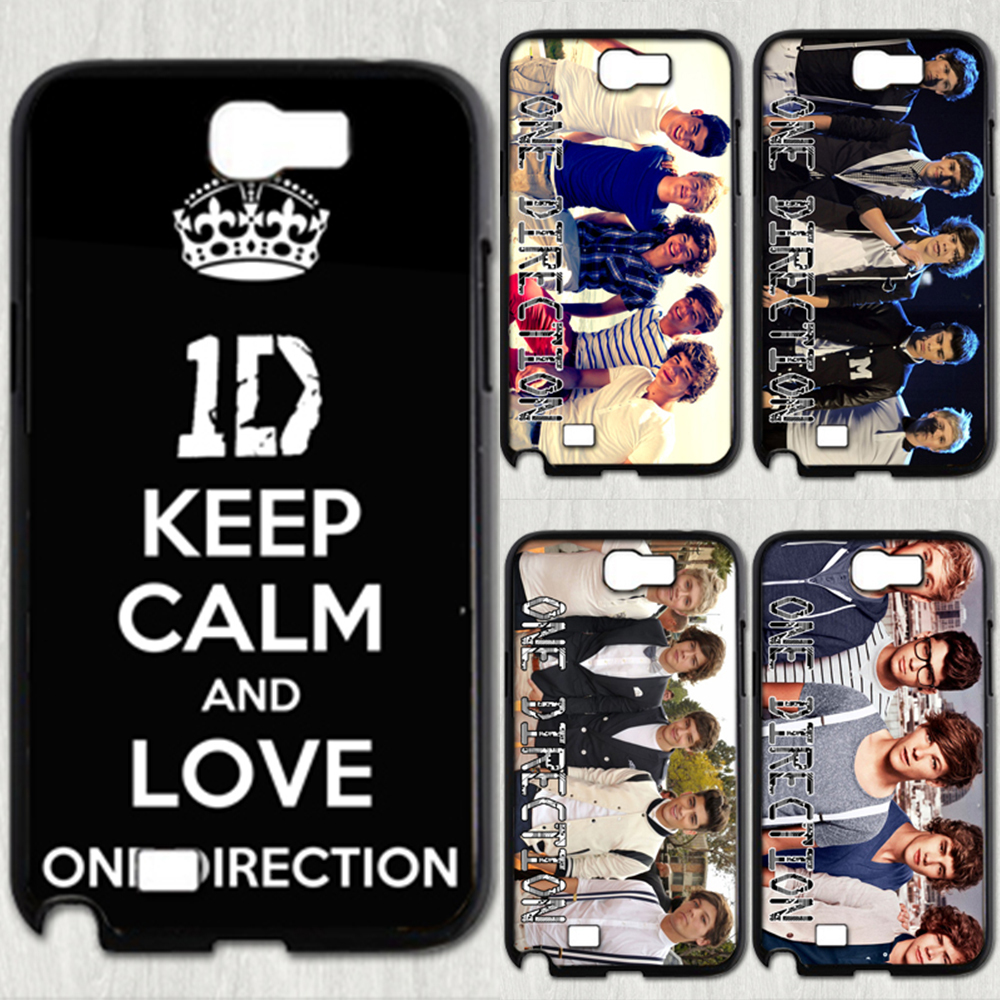one direction popular band star fashion original Case cover samsung galaxy note 2 N7100 note2 2014 new - Abs Phone Cases store