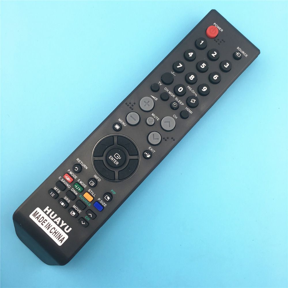 remote control suitable for samsung tv BN59-00609A BN59-00610a BN59-00709A BN59-00613A AA59-00424A(China (Mainland))