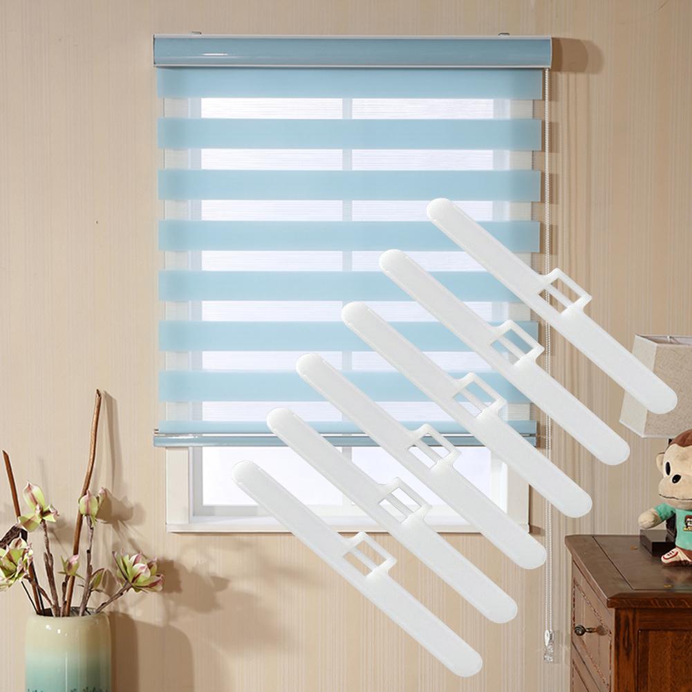 10pcs Repair Clips Window Connector Chain Link Vertical Blind Spares Slat Hanger