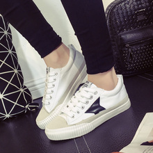 Classic Canvas Shoes for Women and Men Flat Casual Lace-Up Canvas Espadrilles 2016 Spring/Autumn Classic Canvas Breathable Shoe