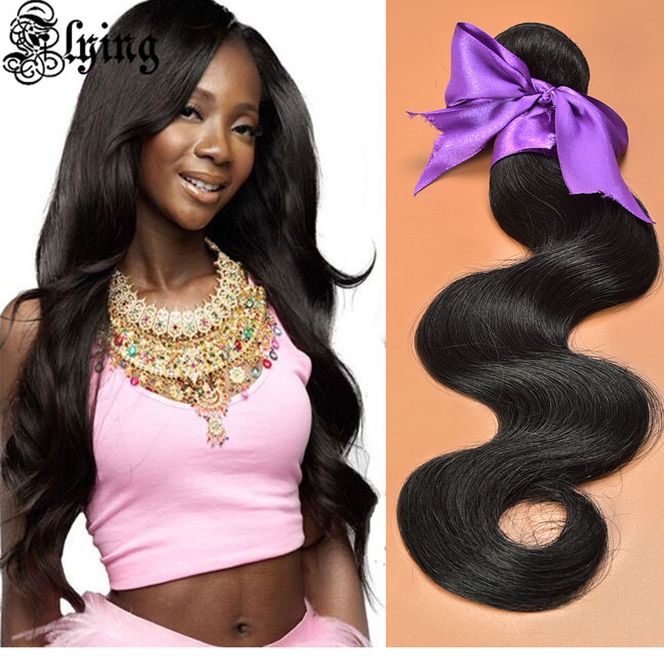 Rosa Hair Products Malaysian Body Wave 6A Unprocessed Virgin Hair Malaysian Virgin Hair 3 Bundles Human Hair Weave No Tangle